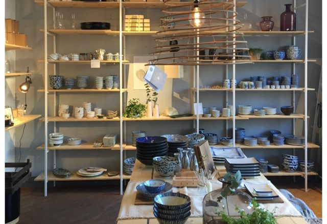 Japansk affär i Stockholm