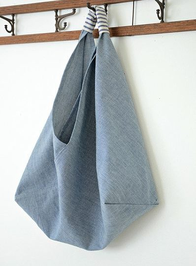japansk triangelväska