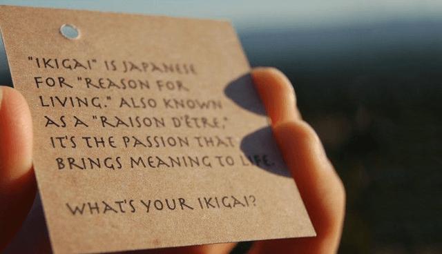 Lycka och ikigai