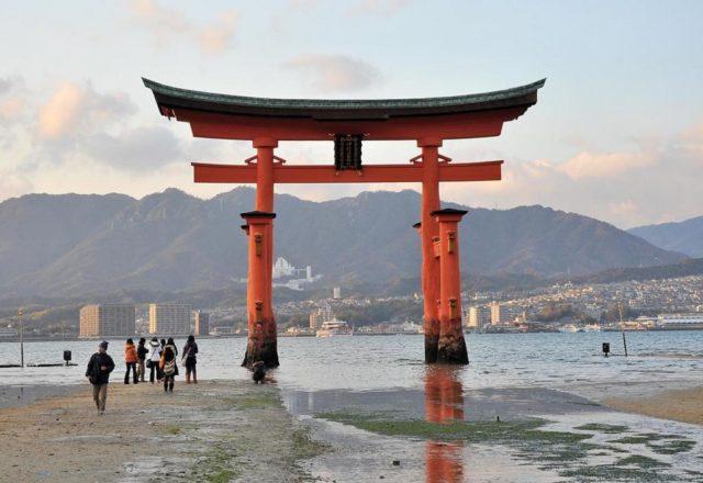 Japanresan som inte blir av
