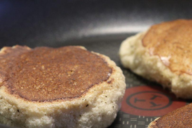 Japanska fluffiga pannkakor