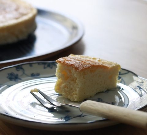 Japansk cheesecake