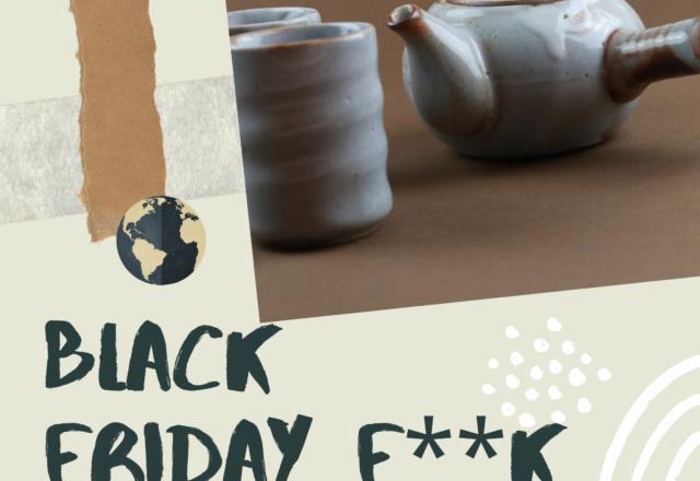 Black friday eller en svensk skyltsöndag?!