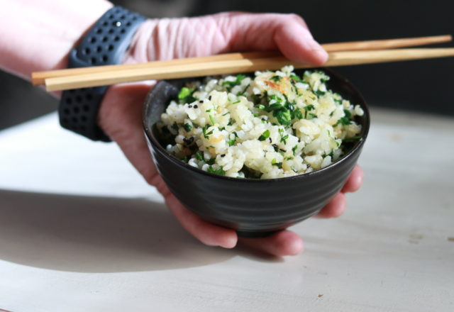 Japanskt stekt ris